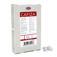 urnex, coffee machine cleaner, cafiza, tablets,