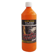 Unblok Sink and Drain Unblocker 1L x 6