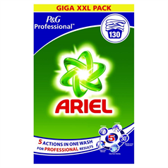 ariel, big brand, detergent, high performance, laundry, stain removal