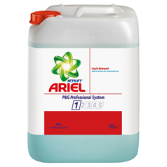 ariel, liquid detergent, washing clothes, laundry, high performing, stain removal, value for money