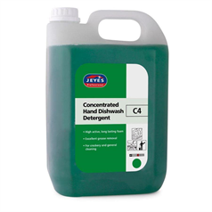 dishwashing detergent, concentrated, odourless, long lasting, grease removal