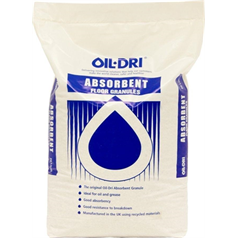 oil dri, granules, oil and grease, absorbant, fast