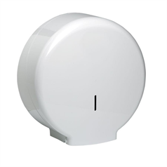 jumbo toilet roll dispenser, stylish, durable, washroom, toilet, compact