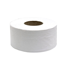 mini jumbo, toilet roll, 150m, quality, strong, tissue, paper, commercial