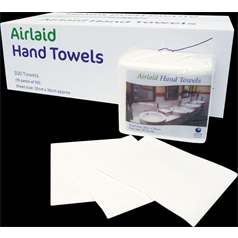 airlaid, hand towels, hand wahsing, hand drying, spills, premium, strong