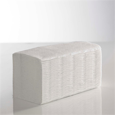 White 2ply Interfold Hand Towels