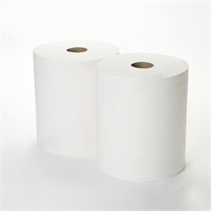 industrial wiper roll, washroom, drying, spills, 2 ply thickness, couch roll,