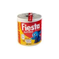 fiesta, kitchen rolls, soft, strong, jumbo, hygienic, multipurpose